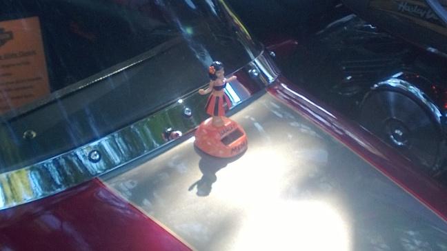 Sidecar harley