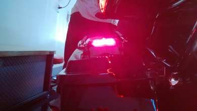 Harley Davidson Bag Light