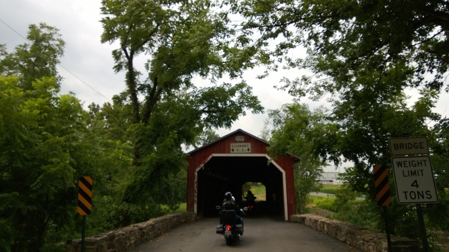 The Bridges of Pennsylvania,,, A motorcycle ride.