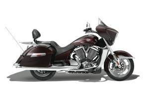 Victory Motorcycle Backrest Recall