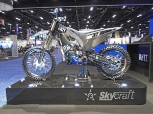 165 Pound Motocross Bike