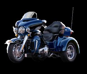 harley davidson tri glide motorcycle