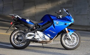 Motorcycle Recall:  BMW F800S and F800ST