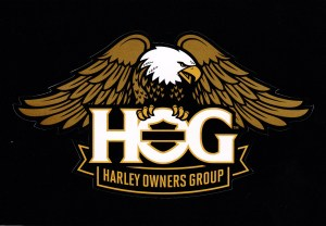 Harley Owners Group New Logo