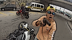 Undercover-Brazilian-police-shoots-armed-motorcycle-thief-GTA-style-VIDEO
