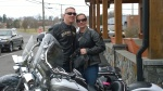 motorcycle ride, harley davidson