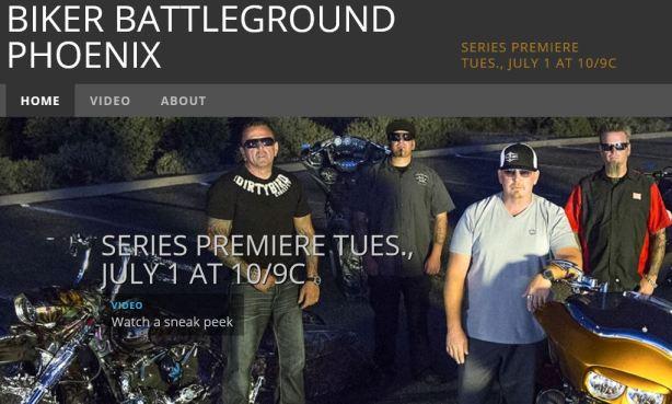 Motorcycle TV: Biker Battleground Phoenix Review