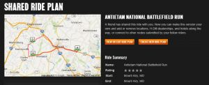 ride planner, motorcycle touring, motorcycle ride, maryland