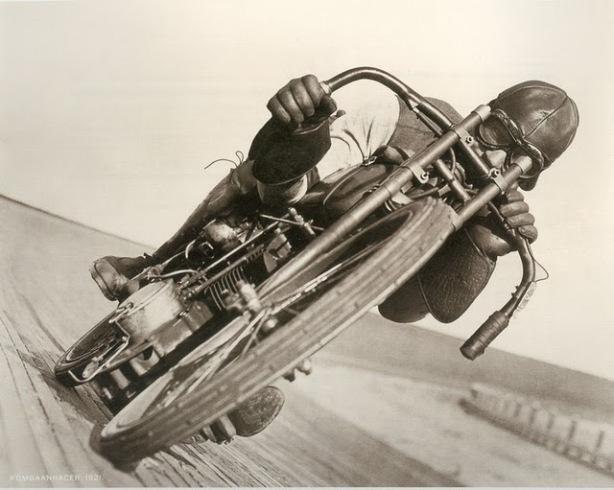 board track rader