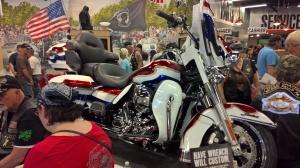 2016 DAV Rolling Thunder Raffle Motorcycle