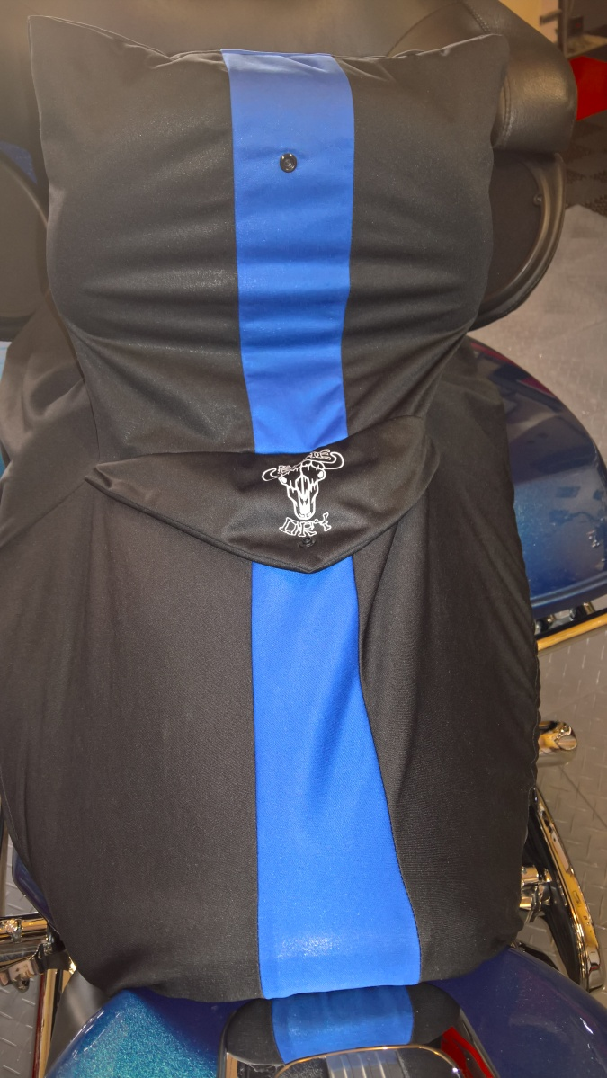 Motorcycle Product Review: Bone Dry Seat Covers