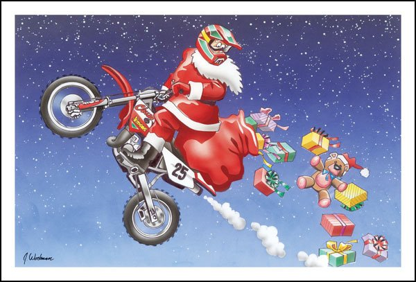 tis the season of gift giving for many around the world and if you know an avid motorcyclist i am sure she or he would appreciate a motorcycle themed gift