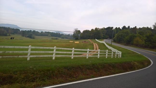 Motorcycle ride Route 39 VA WV