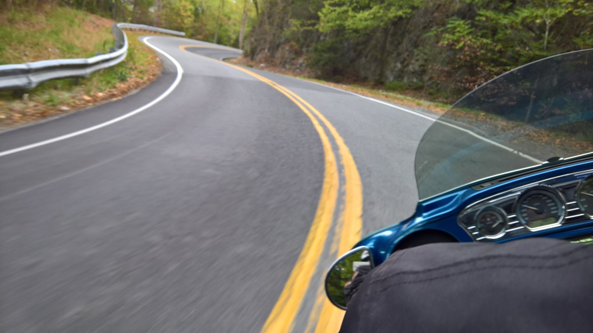 Motorcycle Ride: Appalachian Waters Scenic Byway (Route 39)