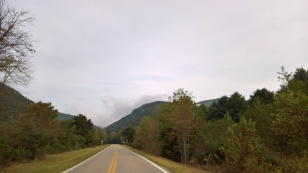 Motorcycle ride Route 39 VA WV