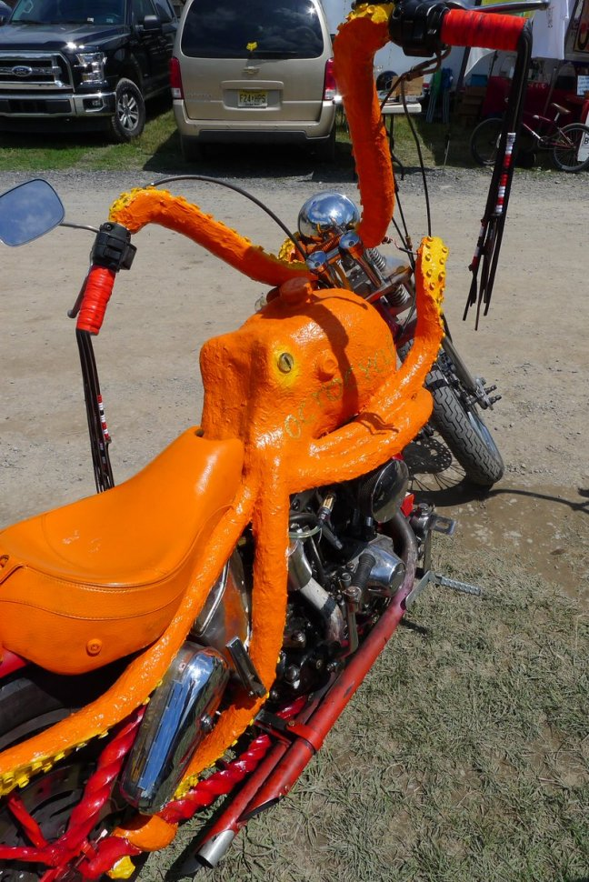 9 weird motorcycles for 2017