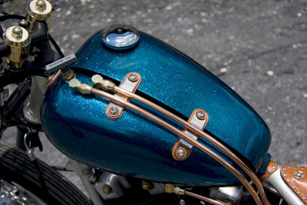 best Motorcycle tank art