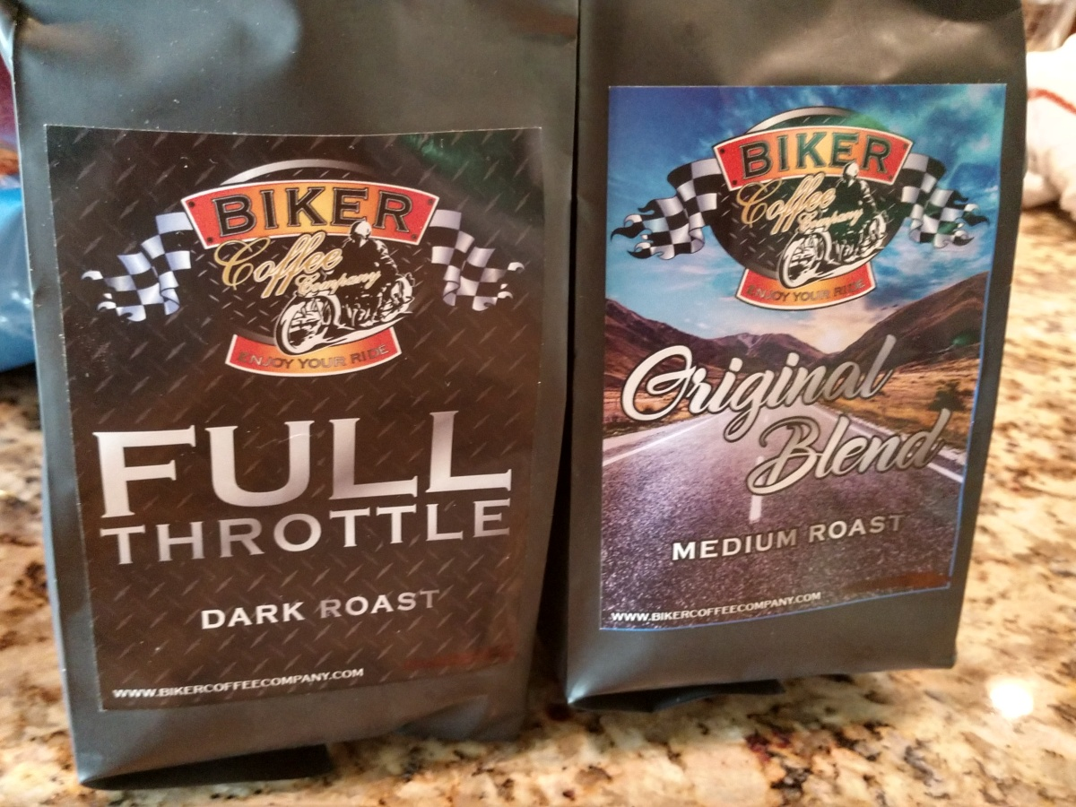 Motorcycle Product Review: Biker Coffee