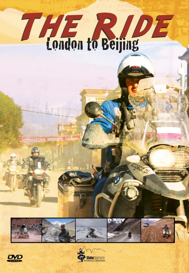 Motorcycle TV:  The Ride – London to Beijing