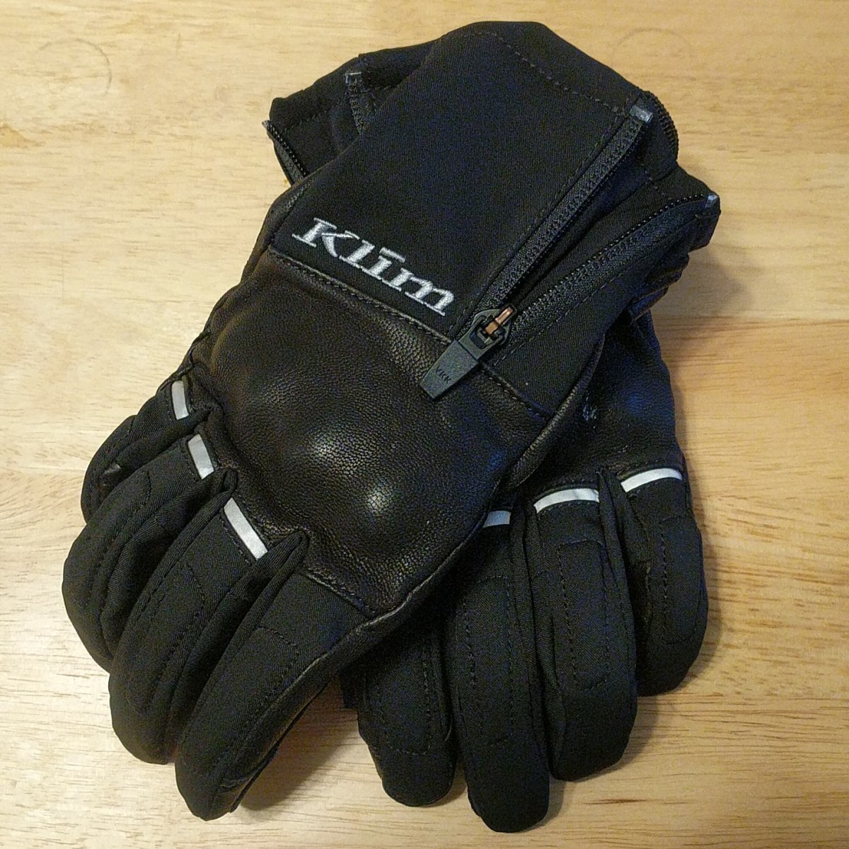 Klim Vanguard GTX Short Gloves - Gear Review